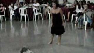 Aura Cecilia (1) - Un Baile a Beneficio 21 - 10 - 2011