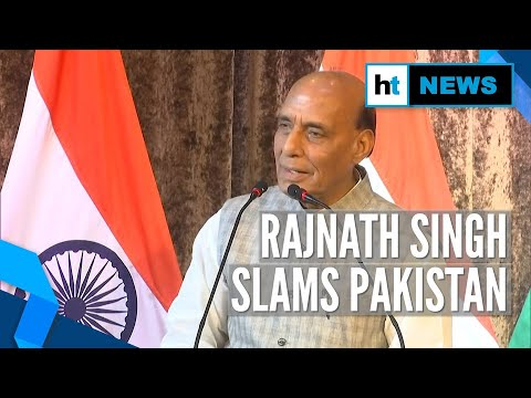 'Pakistan's nefarious activities won't go on for long': Rajnath Singh