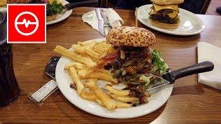 LOTem do USA | Burgery kolacyjne i wielka Amerykańska fura | LV#1
