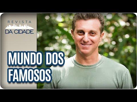 Luciano Huck, Ana Hickmann E Ximbinha - Revista Da Cidade (18/10/2017)