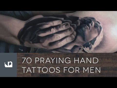 70 Praying Hands Tattoos For Men