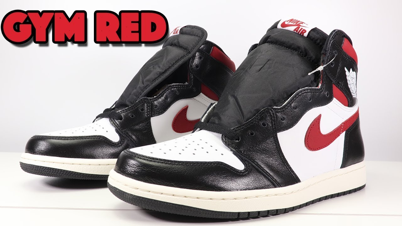e40e24f16cc AIR JORDAN 1 GYM RED REVIEW WILL THEY SIT OR SELL OUT?