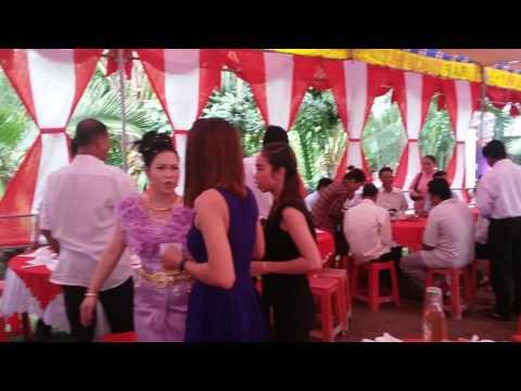 Nhac Song Dam Cuoi khmer Tra vinh Cau ke 2016