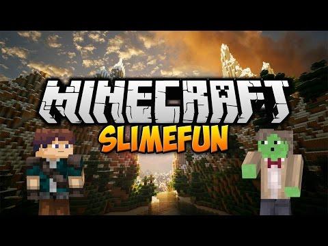 Minecraft: Slimefun Tutorial 1.9