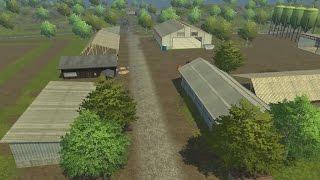 Video aula de como editar um mapa do Farming Simulator 2013