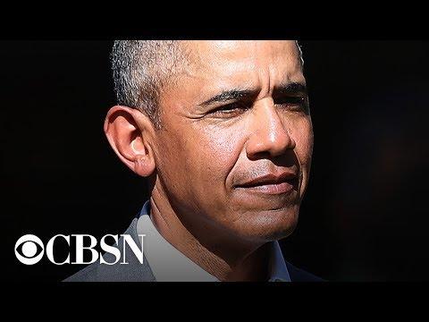 Barack Obama receives the Paul H. Douglas Award Today | Speech at University of Illinois