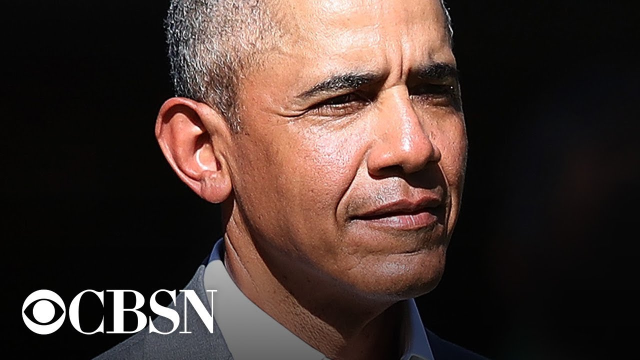 Obama reminds us what a US president should sound like (opinion ...