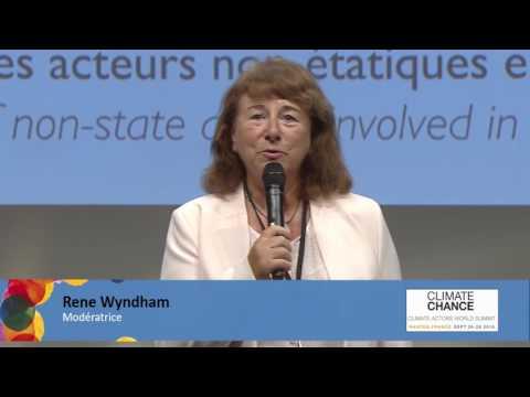 Climate Chance - Plénière de clôture / Closing plenary session