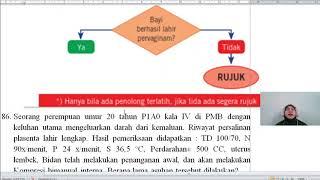 Video ini menampilkan rumus mengihitung Tafsiran Berat Badan Janin melalui perhitungan TFU dan juga .