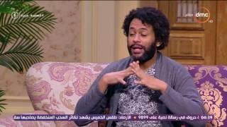 السفيرة عزيزة - السيناريست / محمد أمين راضي .. الفنانة / هالة صدقي ملهمة لي على مدار الحياة