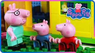 ♥ Peppa Pig - Peppa's Treehouse (Episode 2)