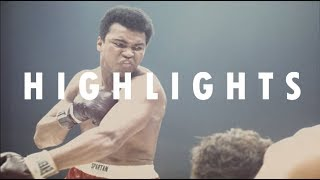 Muhammad Ali • Career Highlights  [HD]