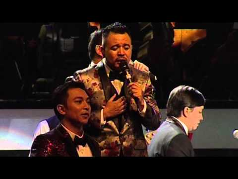 Irreplaceable Concert 5 Romeo, Yovie Nuno, Kahitna - Janji Suci, Tak Sebatas Merpati, Menikahimu