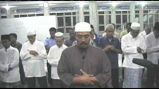 Beautiful Recitation of  Surah Asy Syams by Imam Hasbullah Fahri from Indonesia