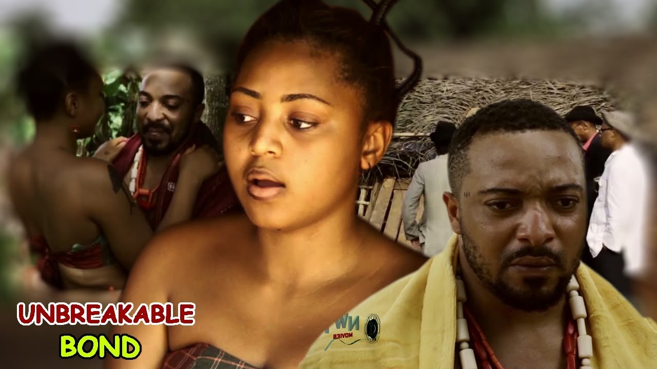 Download Unbreakable Bond 5&6 - Regina Daniel 2018 Latest Nigerian Nollywood Movie/African Movie Hd HD