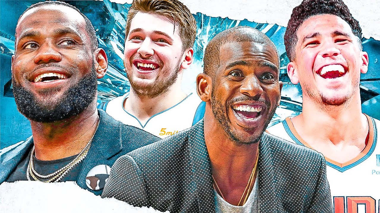 The Most HILARIOUS NBA Bloopers of the 2020 Season !