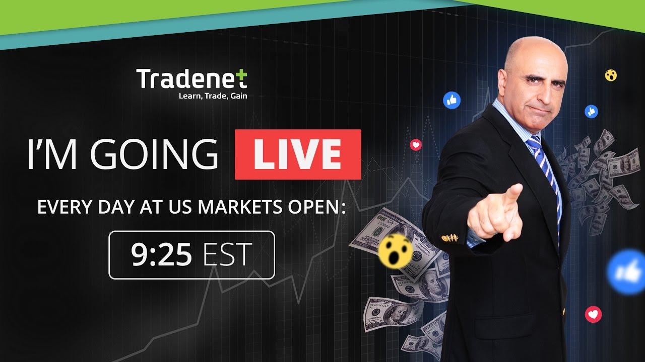 meir barak live trading room streaming - youtube
