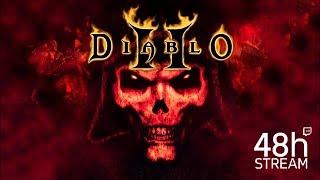 DIABLO II IS ON!! MULTICOOP! :D #2 | Diablo II #48hstream - 06.30.