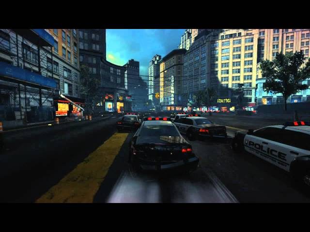 Ridge Racer Unbounded Feb update