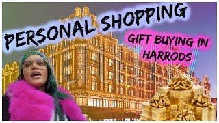 Guruellez - Personal Shopping in Harrods