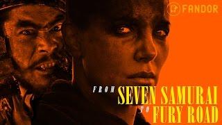 9 Great Films That Seven Samurai Inspired