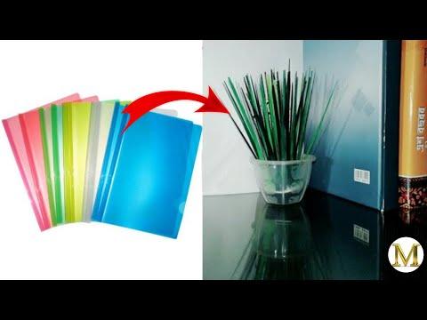 DIY Artificial grass//diy how to make artificial grass for decor