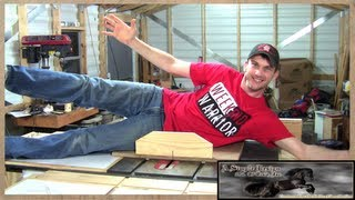 Make A Cross Cut Sled Part 2 Of 2