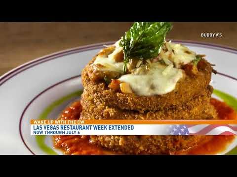 Las Vegas Restaurant Week Extended Through Friday, July 6