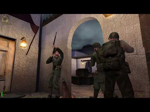 Medal Of Honor Allied Assault [P2] [1080p] Mission 1 Arzew