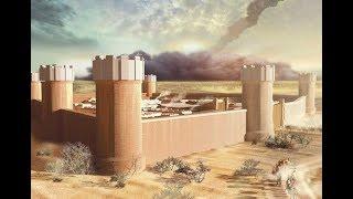 Снимок НАСА раскрыл тайну исчезнувшей цивилизации.Под слоем песка обнаружен целый  город. Док. фильм