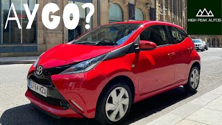 Should You Buy a Toyota AYGO?  (Test Drive & Review 2014 MK2)