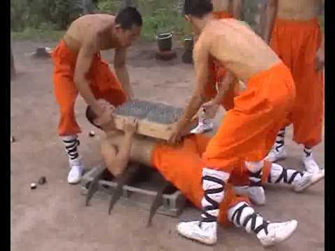 China Siping shao lin martial arts academy 3