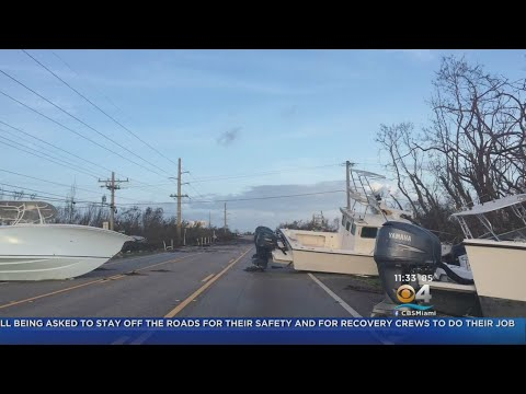 Images Of Hurricane Irma Damage Coming In From Monroe County