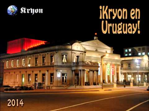 Kryon Channelling MONTEVIDEO, URUGUAY Main Day1