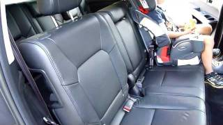 2012 Honda Pilot Review: Kids, Carseats and Safety