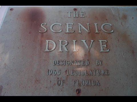 Scenic Riverside Drive North Of Cocoa, Florida - PART 3 Of 3