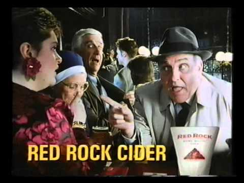 Rare Rare Retro old UK adverts from early 1990's including Red Rock Fraud Squad