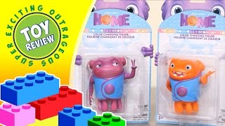OH Color Changing Home Action Figures Dreamworks - Toy Review