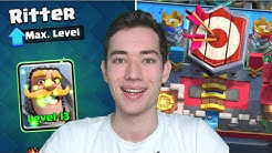 5000 POKALE FREE2PLAY? 🏆 | XXL Chest Opening & Ritter Level 13 | Clash Royale deutsch