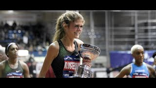 My favourite races of Konstanze-NYRR Millrose Games One Mile race