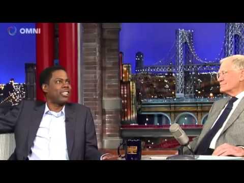 Chris Rock on David Letterman   December 11th 2014   Full Interview