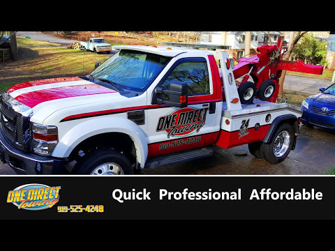 One Direct Towing - towing and roadside assistance in Cary, NC