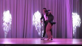 Ernesto y Diana at BIG Salsa Festival 2015