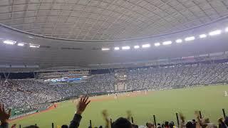 埼玉西武ライオンズ VS 福岡ソフトバンクホークス.