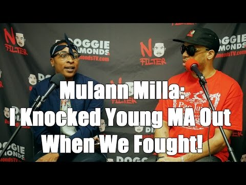 Mulann Milla: I Knocked Young MA Out When...