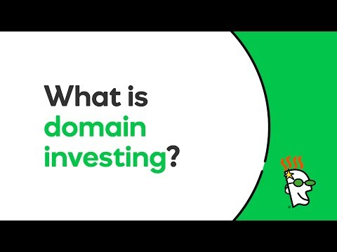 What is Domain Investing? | GoDaddy