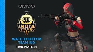 OPPO X PUBG MOBILE India Tour - Group D | Semi Final-- Day 5