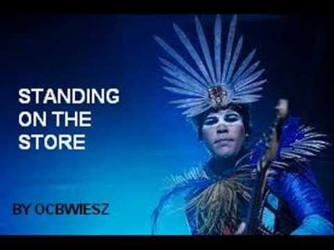 Empire Of The Sun Standing On The Store LYRICS