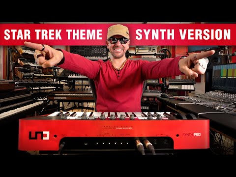 Star Trek: Synthesizer Version