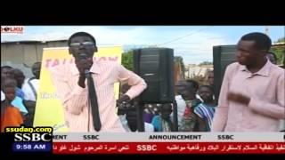 تيراب الكوميديا (جنوب السودان) 。◕‿◕。